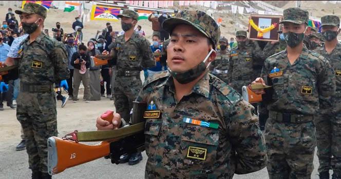 这支印度万人特种部队 全长着个中国人一样的脸 这才是印度的杀招