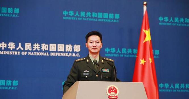 振奋人心,解放军在台湾上空驱离美国军机