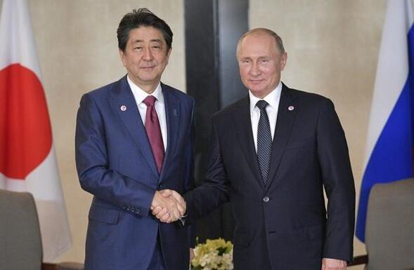 突发!日本前首相安倍晋三称日俄曾接近缔结和约