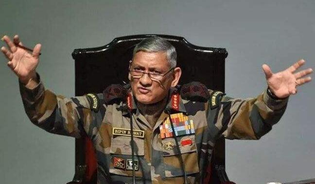 印军高官信口开河:解放军若进攻 一定还是用苏联时期战术