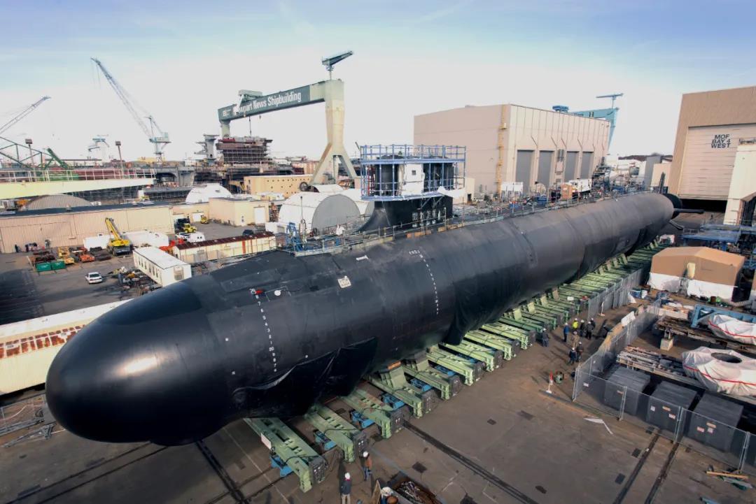 中美海军大竞赛开始!美军500艘战舰计划,对中国威胁在哪?