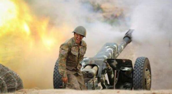 4大军事强国同时介入 阿塞拜疆与亚美尼亚同意停火