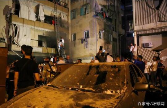 黎巴嫩首都贝鲁特发生爆炸 外力介入可能会使其变成第二个叙利亚