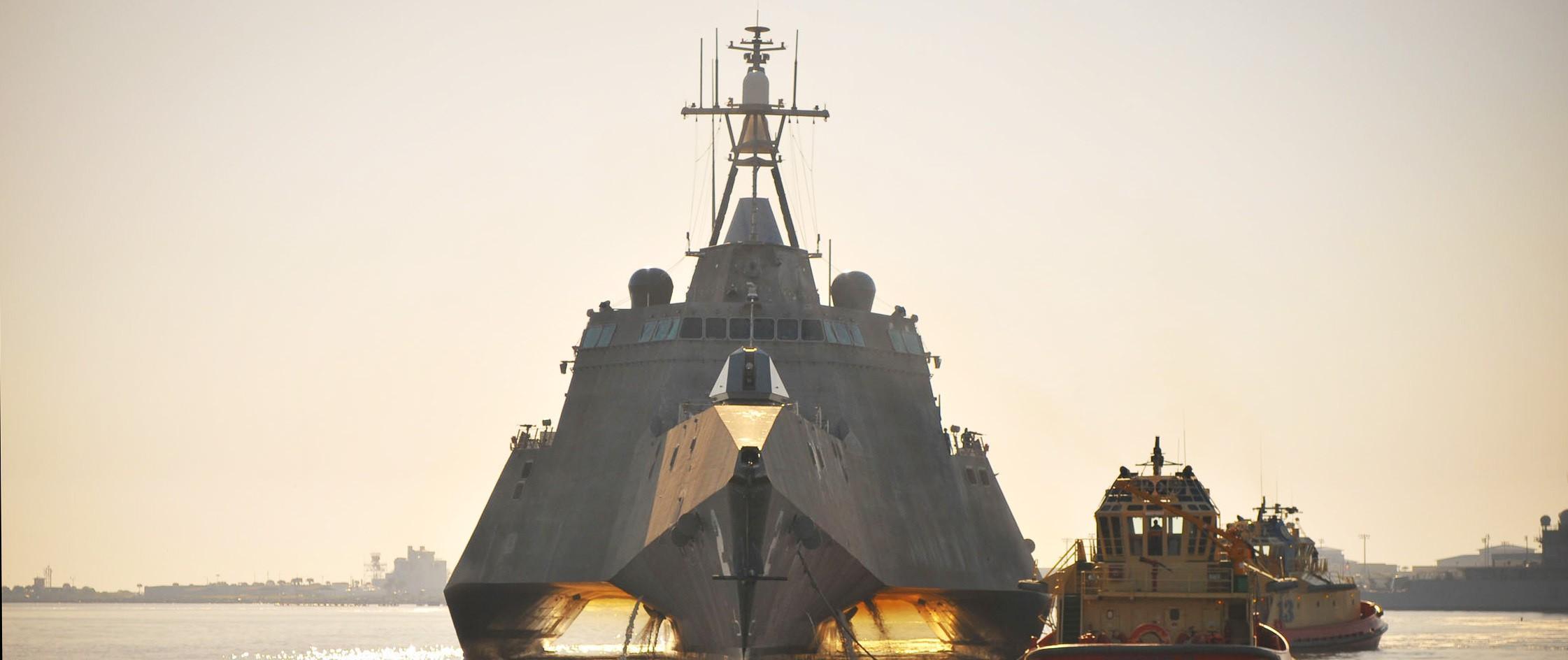 异常低调,美军超级战舰或沦为绣花枕头?解放军弯道超车好机会