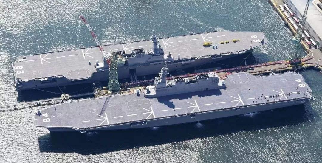 向美国海军看齐,日本海自实力不容小觑,中国双航母难以应对