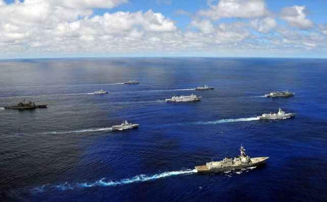 美媒:中国军力日益强大,美军不应该只扎堆日韩,要去东南亚
