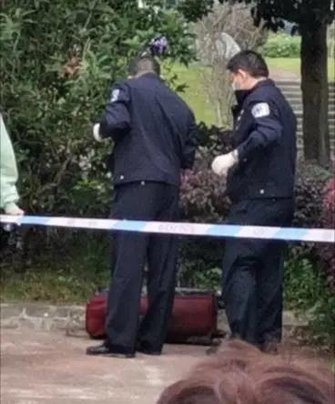 四川资阳行李箱藏女尸!警方正在调查