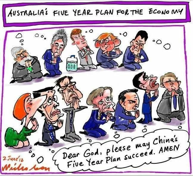 吃中国饭赚中国钱,还要砸中国的锅?中国停止从澳洲进口煤炭!