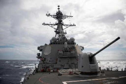 美舰穿航台湾海峡 东部战区回应:战区部队时刻保持高度戒备