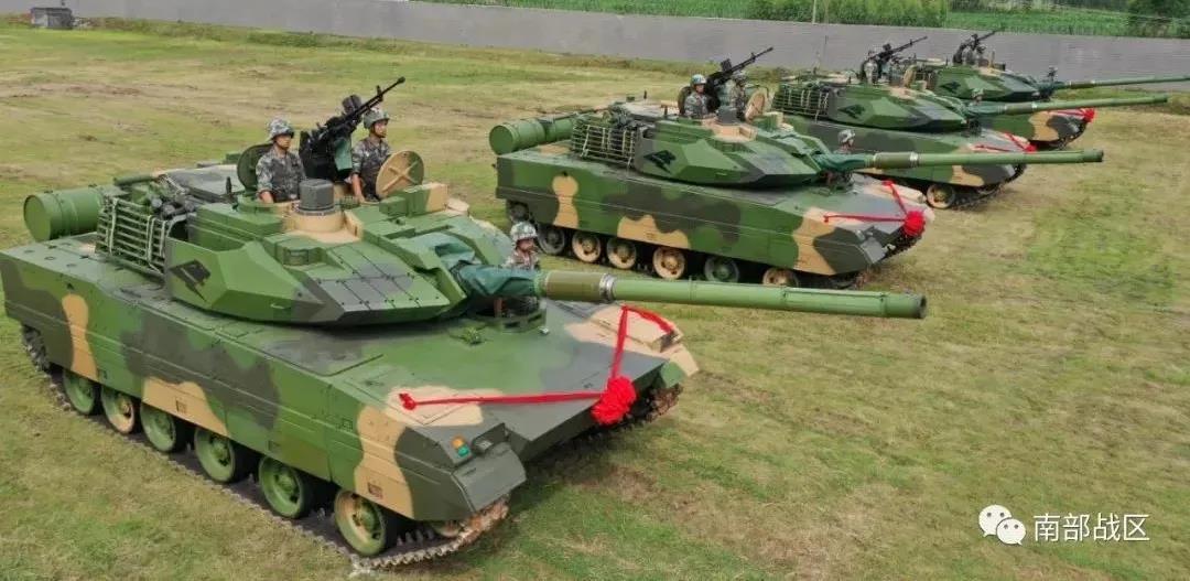"""终于来了!""""土豪版""""15式正式列装,坦克部队如何突破水际滩头"""