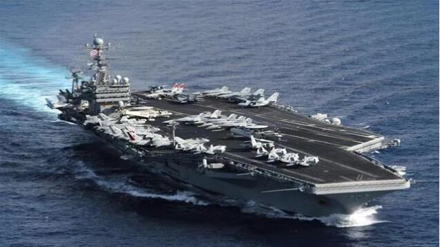 航母即将出海,一名舰员却举枪自尽!美国,请别像狗一样对待士兵