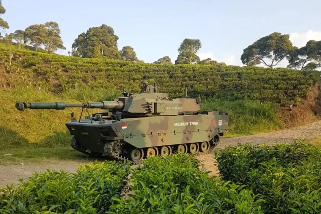 """中国15式坦克新对手?印度紧急向俄采购""""章鱼坦克"""",性能究竟如何?"""