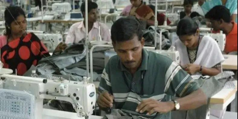 这一轮较量,印度输了,裁员上千万,大量纺织品订单转移到中国