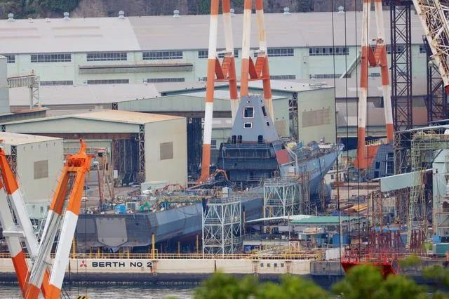 对歼20隐身?日本30FFM护卫舰完工在即,中国054B如何借鉴之?