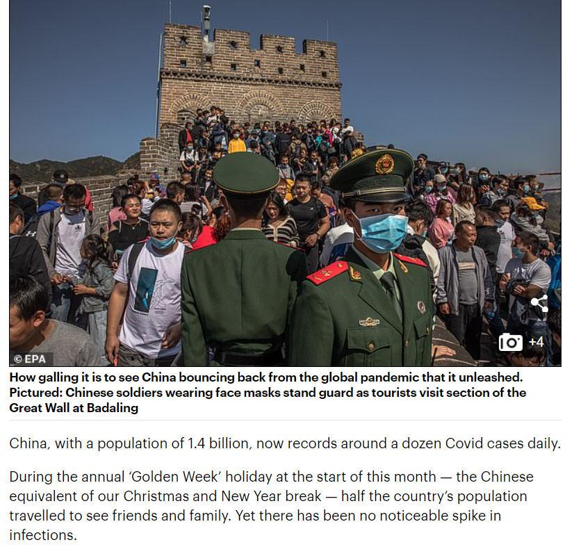这个西方人心态崩了:你们中国人居然过得比我们好?