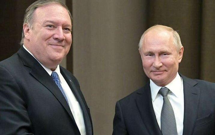 俄同意冻结核弹头数量以延长军控条约 这下蓬佩奥得意了!