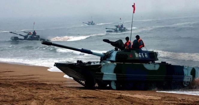 美国两线玩火!中国或加快统一进程!