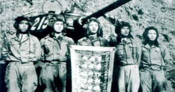 """中国人民志愿军是如何做到""""人均战神""""的?"""