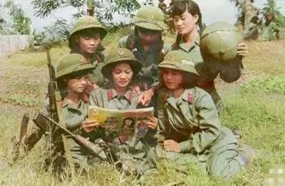 越战中,美军对越的空孕催乳剂是什么玩意?怎么越南女兵那么害怕