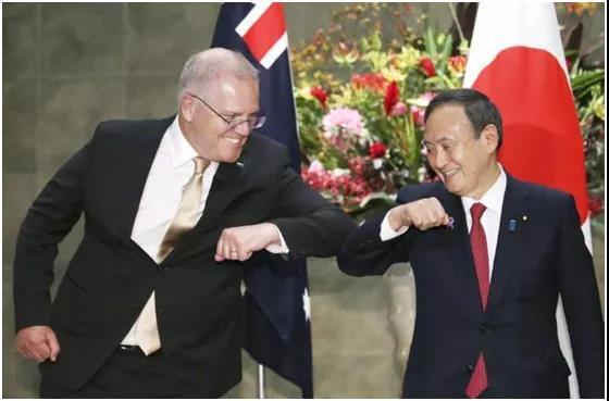 剑指中国?日澳就两国防务协定达成一致,就差临门一脚