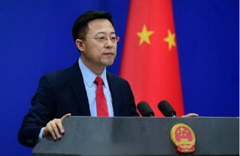 美要新建舰队抗衡中国 中方回应:敦促美方摒弃冷战思维