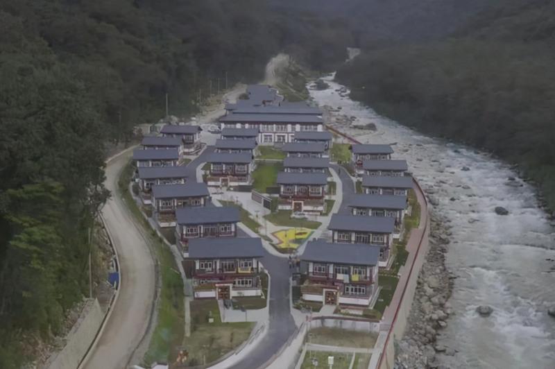 """印媒炒作""""中国村庄建在不丹境内""""专家:人为制造""""中不争议"""""""