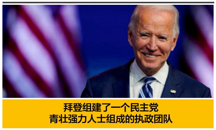 拜登组了个复仇者联盟!中国恐将面临最难对付的一届美国政府