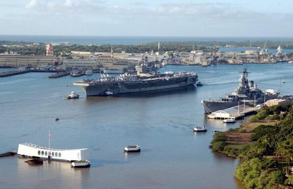 美军突然要在珍珠港大力兴建军用设施 美媒:都因为中国!