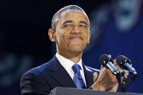 """奥巴马出回忆录,声称08年金融危机妨碍他""""对付中国"""""""