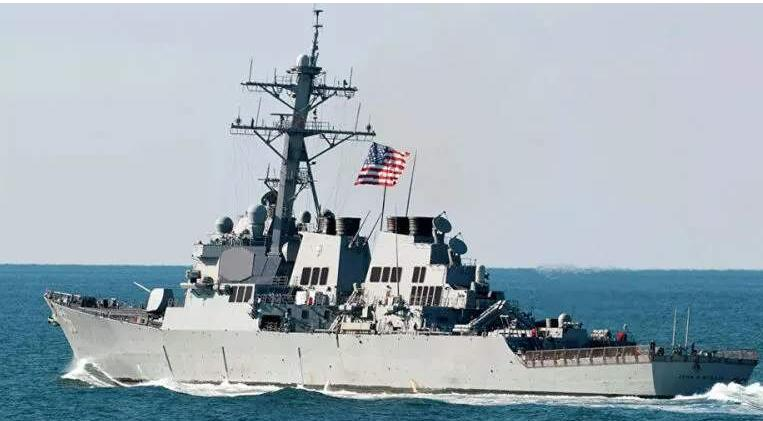 美军得寸进尺!俄国防部:越境侵入远东海域两公里,已驱离