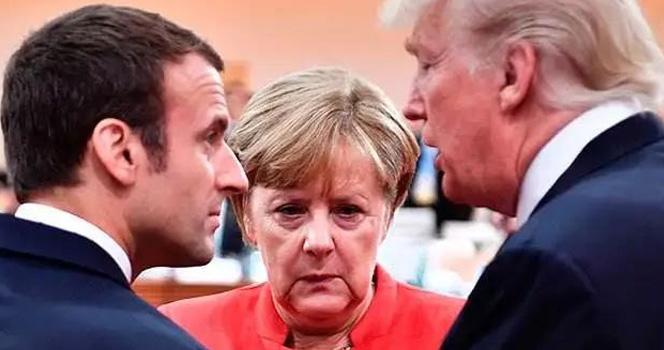 指望欧盟反击美帝霸权,母猪都能上树了