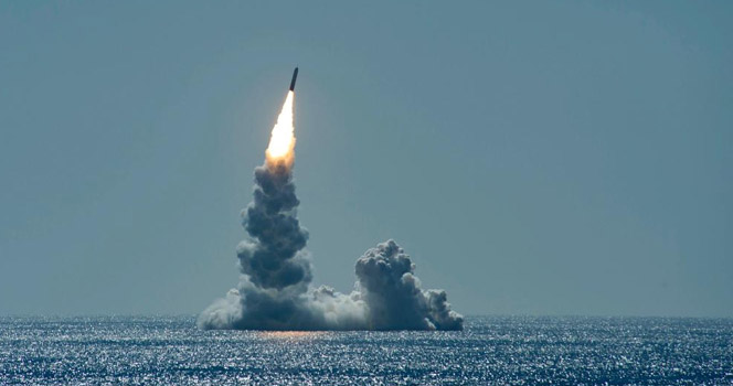 以中俄为目标,美军发布核武库概况报告,实力足以毁灭世界