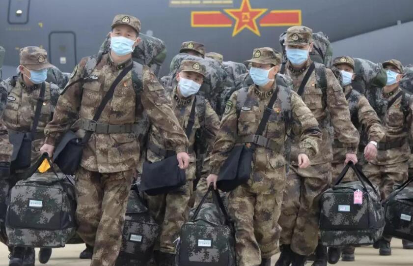 回顾2020年解放军国际军事合作:向世界一流军队迈进!