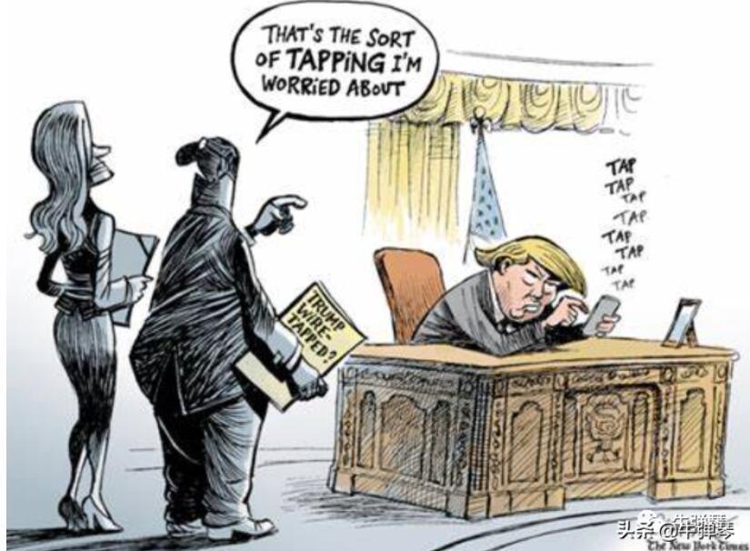 特朗普开始最后的反击
