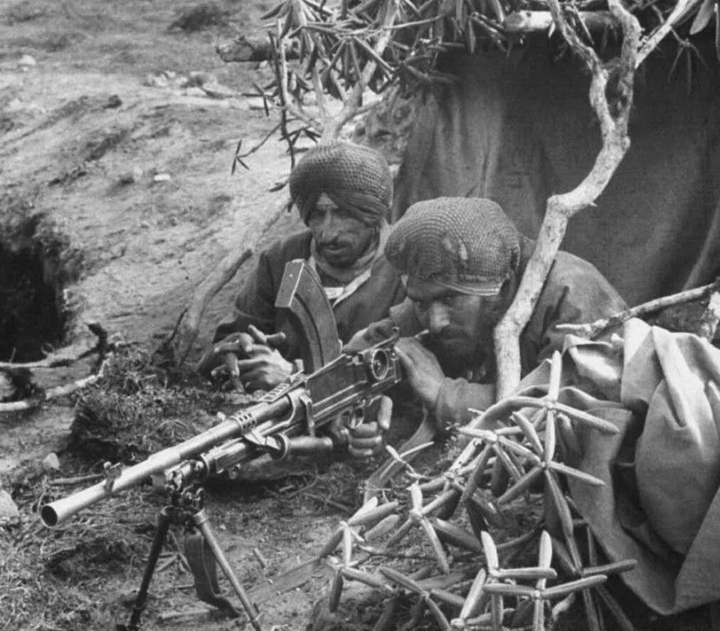 史上最强轻步兵!主力营奔袭印军精锐,打出1比8的战损比
