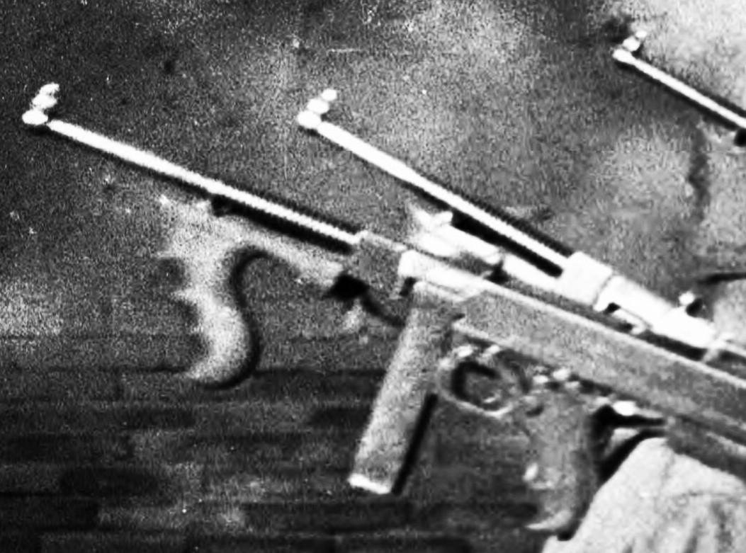 36万人的八路军,装备680支冲锋枪,这些枪怎么来的?