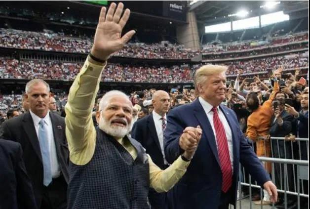 终于美国承认了,插手中印边境!