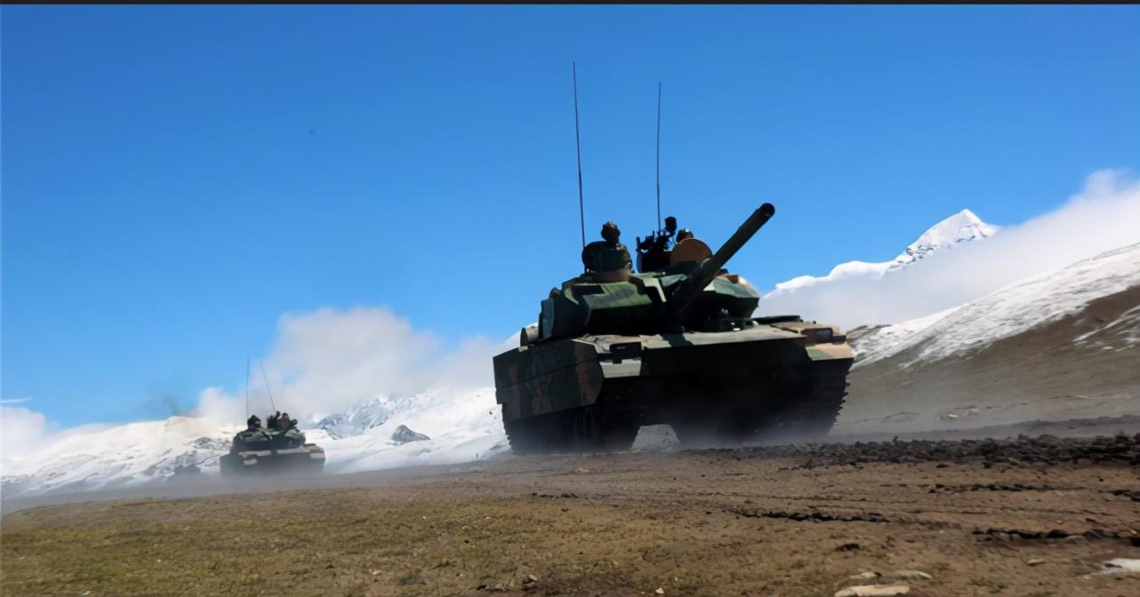 印度军方:对峙九个月谁都没撤军,中印在边境上格局未变