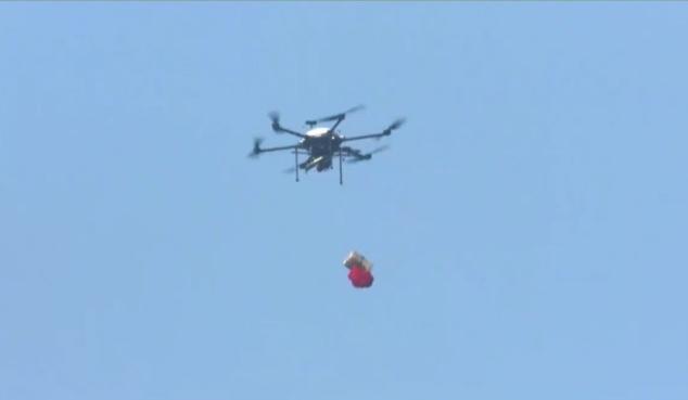 印军首次展示无人机蜂群系统!印媒:为战胜中国防空系统正加紧研发
