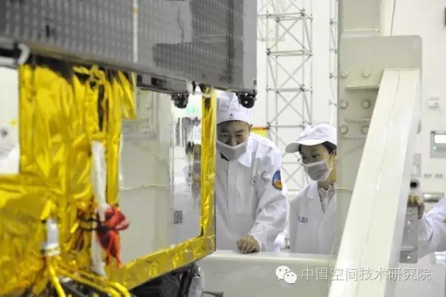 一颗5年前发射的中国卫星在太空机动让美国人惊诧,他们究竟在担心啥?