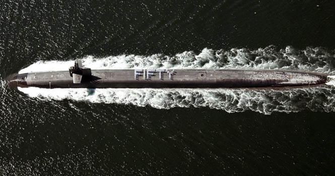 2020年中国潜艇数量世界第一 快来盘点人民海军的各型潜艇