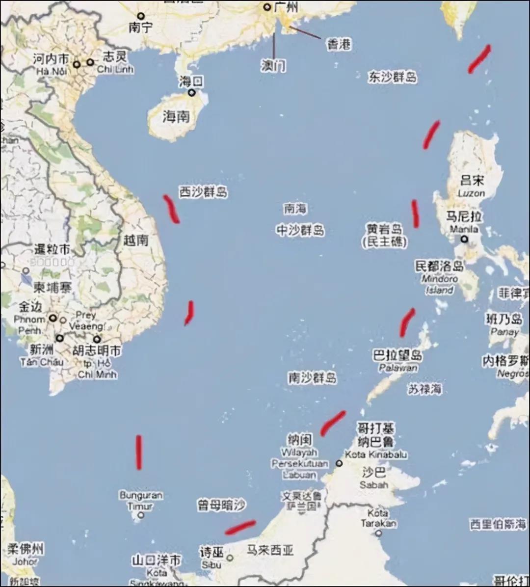 蔡英文想放棄南海「11段線」的主張?台專家痛批:這是認賊作父