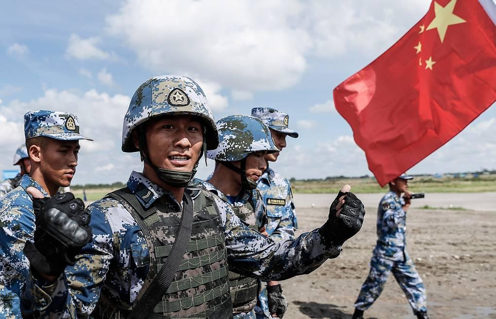 美媒设想:若中国与邻国冲突,美国无一例外会卷入,中印风险最大