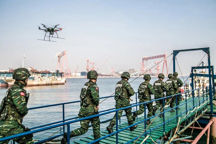 中印加勒万河谷冲突 两中国公民因
