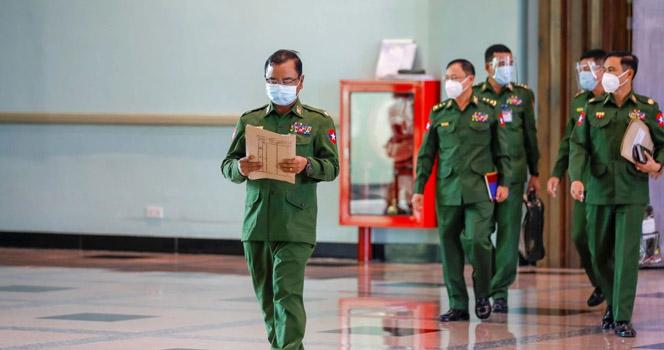 缅甸惊变24小时,美国的举动实在不同寻常!中国躺枪