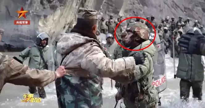 那张酷似中国面孔的印度兵是谁?如此盗寇之勇害死印军20人