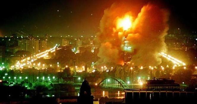 停水停电的美国人,你们还记得当年的南斯拉夫吗?