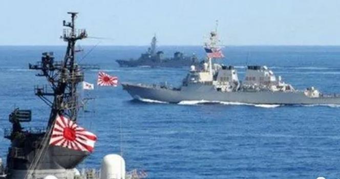 狂妄!日本称,30分钟就能消灭中国海军!