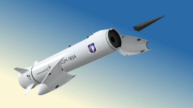 AGM-183A renderings