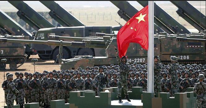 """外媒:中国军费今年""""温和增长"""":军力已走向成熟!"""
